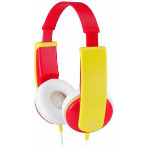 Casti JVC HA-KD5-R Red / Yellow