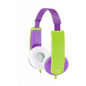 Casti JVC HA-KD5-V Purple / Green