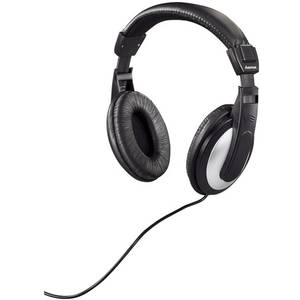 Casti Hama Over-Ear HK-5619 Black