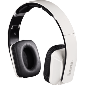 Casti Hama Revolution Bluetooth White
