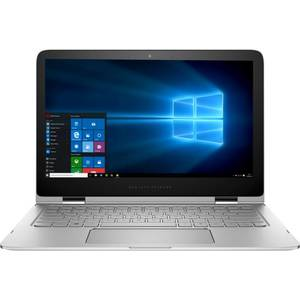 Laptop HP Spectre Pro x360 G2 13.3 inch Quad HD Touch Intel Core i5-6200U 8GB DDR3 256GB SSD Windows 10 Pro Silver