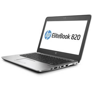 Laptop HP EliteBook 820 G3 12.5 inch Full HD Intel Core i5-6200U 8GB DDR4 256GB SSD FPR Windows 10 Pro downgrade la Windows 7 Pro