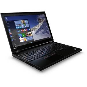 Laptop Lenovo ThinkPad L560 15.6 inch HD Intel Core i5-6200U 4GB DDR3 192GB SSD FPR Windows 7 Pro upgrade Windows 10 Pro Black