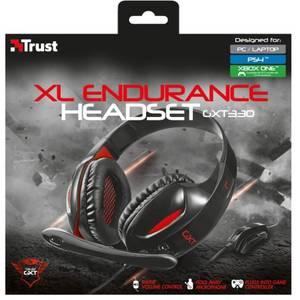 Casti Trust GXT 330 XL Endurance Black
