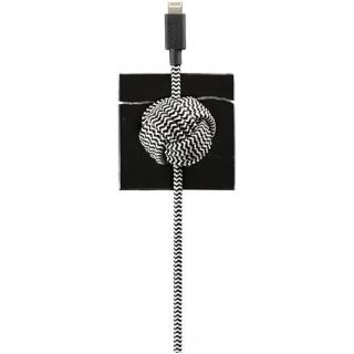 Cablu De Date Nc-l-lux.t-blk Night Luxury Marble Lightning 3m
