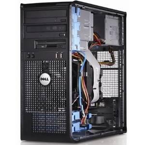 Desktop PC refurbished Dell OptiPlex 360 Core 2 Duo E8500 3.16GHz 4GB DDR2 160GB HDD Sata RW Tower Soft Preinstalat Windows 7 Home