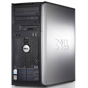 Desktop PC refurbished Dell OptiPlex 360 Core 2 Duo E8500 3.16GHz 4GB DDR2 320GB (2 x160)  HDD Sata RW Tower Soft Preinstalat Windows 7 Home
