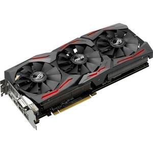 Placa video Asus nVidia GeForce GTX 1070 STRIX GAMING OC 8GB DDR5 256bit