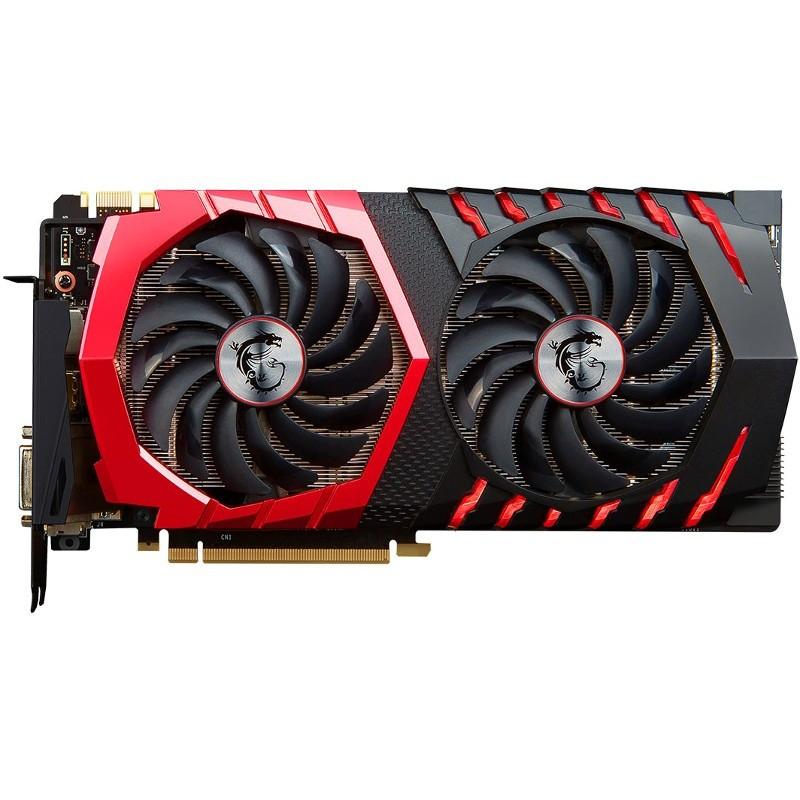 Placa Video Nvidia Geforce Gtx 1080 Gaming X 8gb D