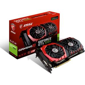 Placa video MSI nVidia GeForce GTX 1080 GAMING X 8GB DDR5X 256bit