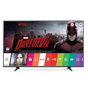 Televizor LG LED Smart TV 49 UH600V 4K Ultra HD 124cm Black