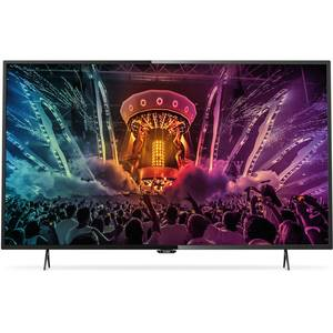 Televizor Philips LED Smart TV 43 PUH6101/88 4K Ultra HD 109cm Black