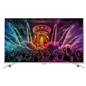 Televizor Philips LED Smart TV Android 43PUS6501/12 4K Ultra HD 109cm Silver