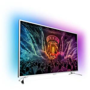 Televizor Philips LED Smart TV 65 PUS6521/12 4K Ultra HD 165cm Silver