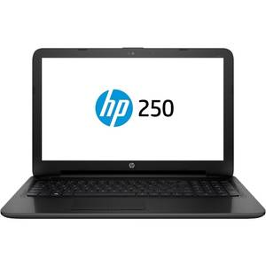 Laptop HP 250 G5 15.6 inch HD Intel Core i3-5005U 4 GB DDR3 500 GB HDD DVDRW Black