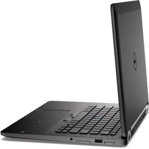 Laptop Dell Latitude E7470 14 inch Full HD Intel Core i5-6300U 8GB DDR4 512GB SSD FPR Windows 7 Pro upgrade Windows 10 Pro Black
