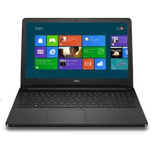 Laptop Dell Vostro 3558 15.6 inch HD Intel Core i3-5005U 4GB DDR3 1TB HDD nVidia GeForce 920M 2GB Windows 10 Black