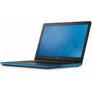 Laptop Dell Inspiron 5559 15.6 inch HD Intel Core i7-6500U 8GB DDR3 1TB HDD AMD Radeon R5 M335 2GB Windows 10 Blue