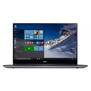 Laptop Dell XPS 15 9550 15.6 inch Ultra HD Touch Intel Core i7-6700HQ 32GB DDR4 1TB SSD nVidia GeForce GTX 960M 2GB Windows 10 Silver