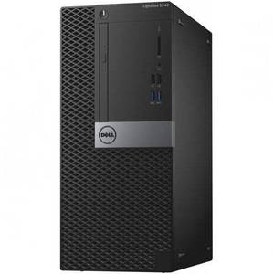 Sistem desktop Dell OptiPlex 3040 MT Intel Core i5-6500 4GB DDR3 500GB Linux Black
