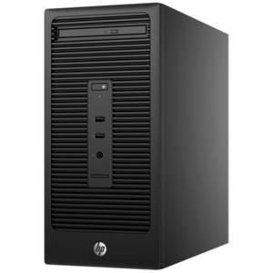 Sistem desktop HP 280 G2 MT Intel Celeron G3900 4GB DDR4 500GB HDD Black