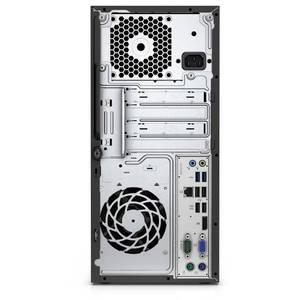 Sistem desktop ProDesk 400 G3 MT Intel Core i5-6500 4GB DDR4 500GB HDD cu monitor HP V212a 20.7 inch