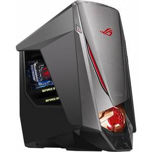 Sistem desktop Asus ROG GT51CA-RO001T Intel Core i7-6700K 16GB DDR4 1TB HDD 256GB SSD nVidia GeForce GTX 980 4GB Windows 10