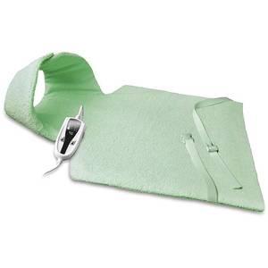 Pad incalzitor pectoral - dorsal - toracic Daga NCD - 336 90W 4 nivele de temperatura Verde