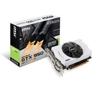 Placa video MSI nVidia GeForce GTX 950 OC V1 2GB DDR5 128bit