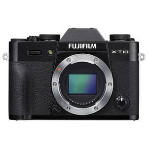 Aparat foto Mirrorless Fujifilm X-T10 16.3 Mpx Black Kit XC 16-50mm