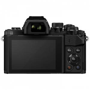 Aparat foto Mirrorless Olympus OM-D E-M10 Mark II 16 Mpx Black Body