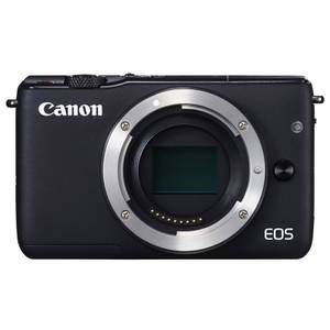 Aparat foto Mirrorless Canon EOS M10 18 Mpx Black Body