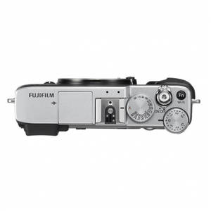 Aparat foto Mirrorless Fujifilm X-E2S 16 Mpx Silver Kit 18-55mm