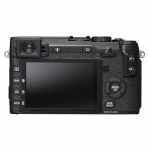 Aparat foto Mirrorless Fujifilm X-E2S 16 Mpx Black Kit 18-55mm