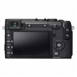 Aparat foto Mirrorless Fujifilm X-E2S 16 Mpx Black Kit 18-55mm