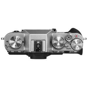 Aparat foto Mirrorless Fujifilm X-T10 16.3 Mpx Silver Kit XF 18-135mm