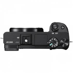 Aparat foto Mirrorless Sony Alpha A6300 24 Mpx Black Body