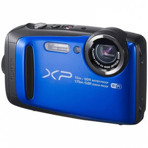 Aparat foto compact Fujifilm Finepix XP90 16 Mpx zoom optic 5x WiFi subacvatic Blue