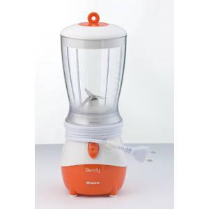 Blender cu rasnita Ariete 570 250W Alb/Portocaliu