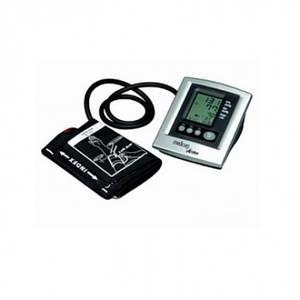 Tensiometru de brat Medicura M250 Oscilometric 100 de memorii Negru/Argintiu