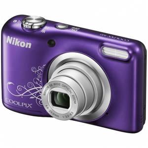 Aparat foto compact Nikon Coolpix A10 16.1 Mpx Purple Lineart