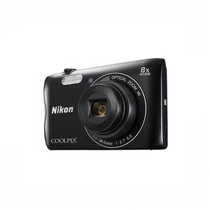Aparat foto compact Nikon Coolpix A300 20.1 Mpx Black