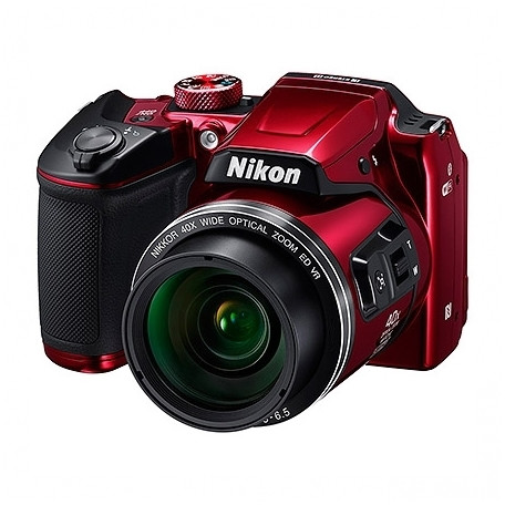 Aparat Foto Coolpix B500 16 Mpx Red