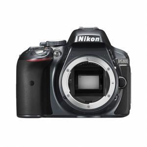 Aparat foto DSLR Nikon D5300 24.7 Mpx Kit AF-P 18-55mm VR