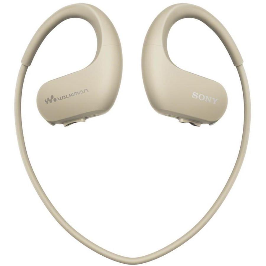Mp3 Player Nw-ws413 Walkman Sport 4gb Ivory