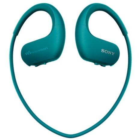 Mp3 Player Nw-ws413 Walkman Sport 4gb Blue