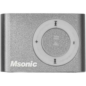 MP3 player Vakoss Msonic MM3610A miniUSB Aluminiu Gray