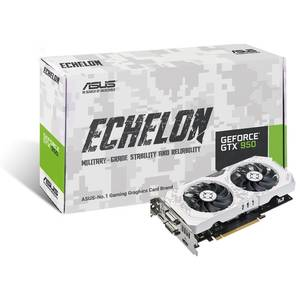 Placa video Asus nVidia GeForce GTX 950 Echelon OC 2GB DDR5 128bit