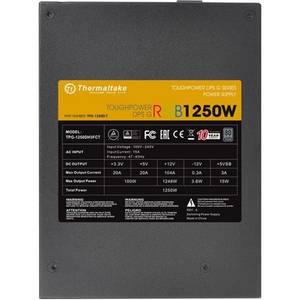 Sursa Thermaltake Toughpower DPS G RGB 1250W Titanium Modulara