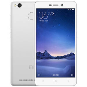 Smartphone Xiaomi Redmi 3s 16GB Dual Sim 4G White